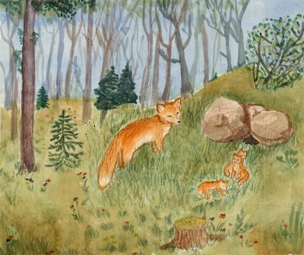 Юбилеем, открытка природы мир наш заповедник
